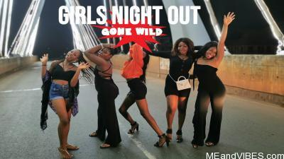 VIDEO: Gab With Jane – Girls Night Out Gone Wild!!! || Last Night In College