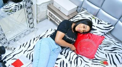 Video: Just Furniture X Mercy Eke