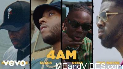 VIDEO: Manny Norté, 6LACK, Rema, Tion Wayne – 4AM ft. Love Renaissance (LVRN)