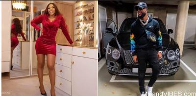 """He is just a friend"" – Mercy discloses her relationship with Willie XO on his birthday"