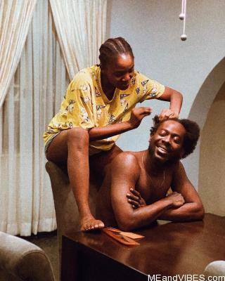 Adekunle Gold sends birthday message to his wifey, Simi