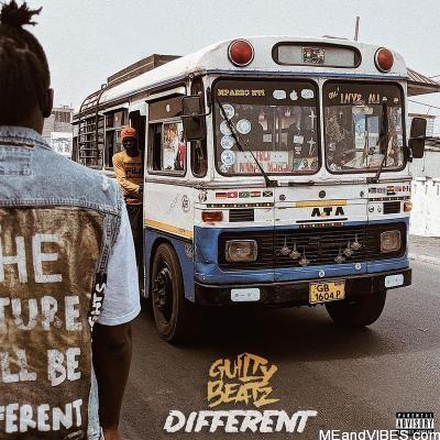 Album: GuiltyBeatz – Different (EP)