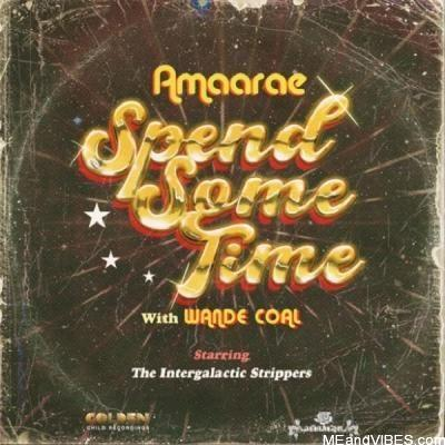 Amaarae – Spend Some Time ft. Wande Coal