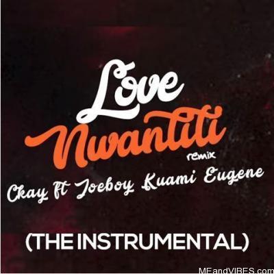 INSTRUMENTAL : CKay – Love Nwantiti