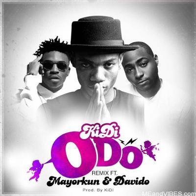 KiDi – 30 Billion (Remix) ft Mayorkun & Davido