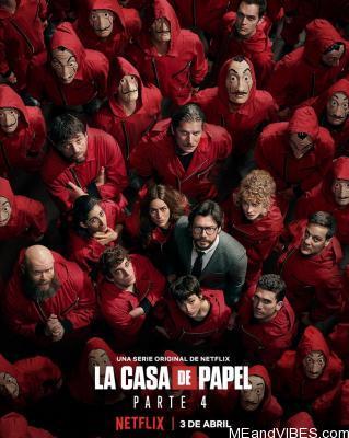 Money Heist Season 4 Episode 4 – Suspiros de España