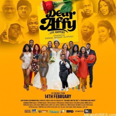Nollywood Movie – Dear Affy
