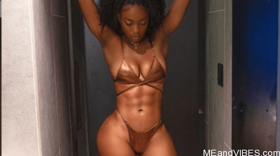See Photos Of This Insanely Sexy Model Edwina Wehjla, That's Keeping Men At Home Thirsty This Coronavirus Isolation Period