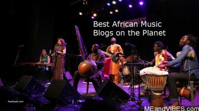 Top 100 African Music Blogs and Websites for African Music Lovers in 2020