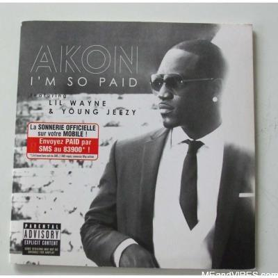 Akon - I'm So Paid ft Lil Wayne & Young Jeezy