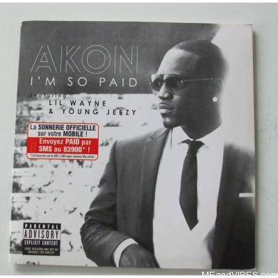 Akon – I'm So Paid ft Lil Wayne & Young Jeezy