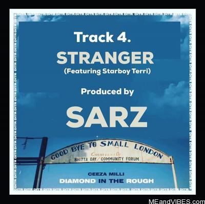 Ceeza Milli Ft. Terri – Stranger