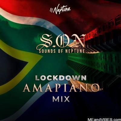 DJ Neptune – Sounds Of Neptune [ Lockdown Amapiano Mix ]