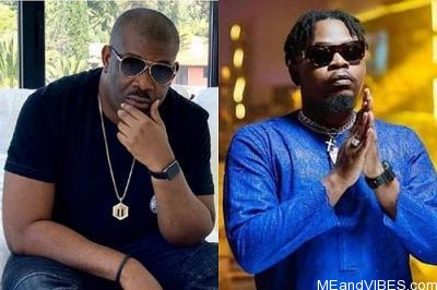 Don Jazzy Responds To Olamide's Assesement Of Mo' Hits Records (See What He Said)