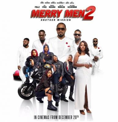 Nollywood Movie: Merry Men 2 (Another Mission)