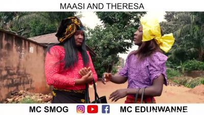 Video: Maasi & Theresa Killed This On Chruch Matter