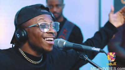 Video: Oxlade x uduX Music (Acoustic Session)