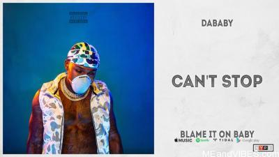 DaBaby – Can't Stop