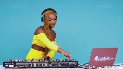 DJ Michelle – Turn Down For Wetin Mixtape