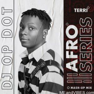 DJ OP Dot Ft. Terri – Afro Series EP (Mash-Up Mix)