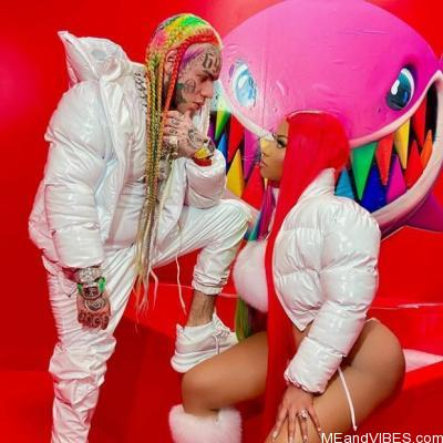 MP3: 6ix9ine & Nicki Minaj – Trollz (Music)