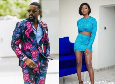 New Video Shows That BB Naija Diane Is Dating Mawuli Gavor,They Have Been Spotted Hanging Out (Watch)