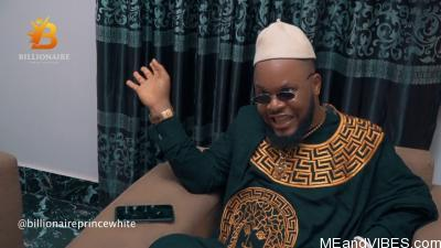 Video: Billionaire Prince White – BILLION DOLLARS BLESSING IN DISGUISE