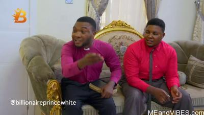Video: Billionaire Prince White - MONEY IS LOUDER THAN SOUND
