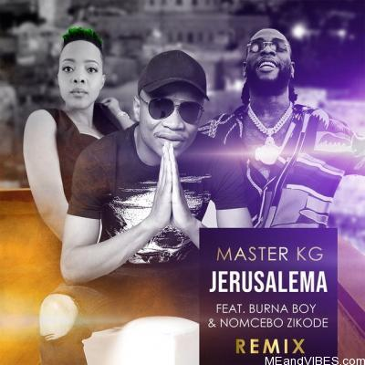 Wole Thomas Ft. Burna Boy – Jerusalema (Remix)  Master KG & Nomcebo Zikode
