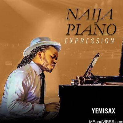 Yemi Sax – Disturbance (Piano Expression)
