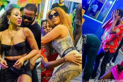 BBNaija 2020: Watch Full Video Of Last Night's First Party In The Big Brother House
