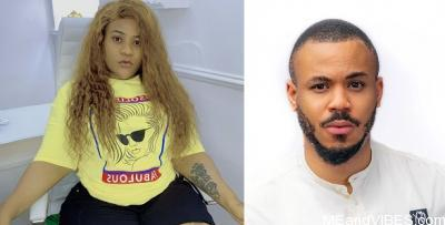 "#BBNaija2020: ""Never seen a yellow boy this cute"" – Actress Nkechi Blessing gushes over Ozo"