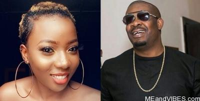 #BBNaija2020: Don Jazzy gifts lady (Becca Ashaka A.K.A Becca Talks) N200k to buy TV and decoder after complaining of being unable to watch BBNaija