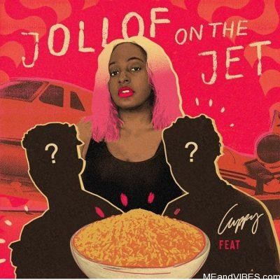 DJ Cuppy ft Rema & Omah Lay – Jollof On The Jet