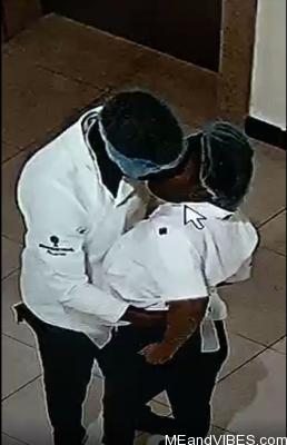 Download Video Of Two restaurant workers caught having sex in the lobby (18+)