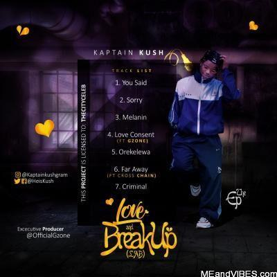 EP: Kaptain Kush – Love and Breakup (L.A.B)