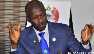 FG Prepares Prosecution Of Suspended EFCC Boss, Ibrahim Magu