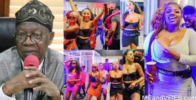 I didn't give order to suspend Big Brother Naija – Lai Mohammed