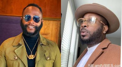 Joro Olumofin and Tunde Ednut Beef And drag each other again after Tunde threw the first punch