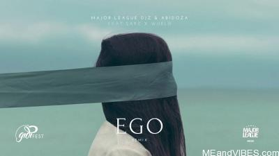 Major League, Abidoza – Ego (Amapiano Remix) ft. Sarz, WurlD