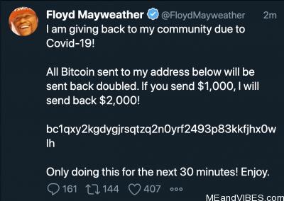 Major US Twitter accounts hacked in Bitcoin scam