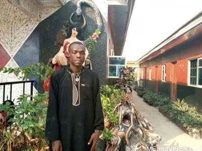 Founder Of Church Of Satan in Abia State, Has been Arrested