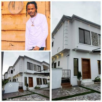 Naira Marley Acquires/Buys Another House Property In Lekki Lagos (Photos)