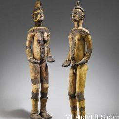 Native Igbo Statue Stolen From Nigeria During Civil War Sold In UK For 85M