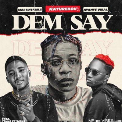 NatureBoii ft Ayanfe Viral & MartinsFeelz – Dem Say
