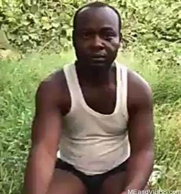 Nigerian man held as collateral and tortured by dreaded Pakistani gang thanks Nigerians for coming to his aid (video)