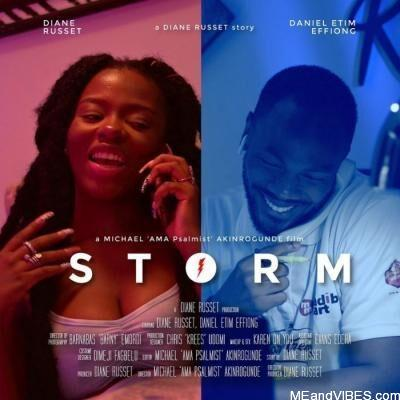 Short Movie: Diane Russet - Storm