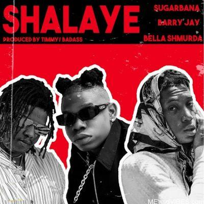Sugarbana ft Barry Jhay & Bella Shmurda – Shalaye
