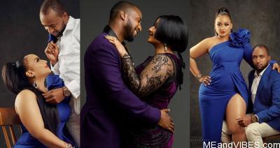 Ultimate Love winners, Rosemary Afuwape and Onyeoachi Ucheagwu, celebrate their 3rd month anniversary