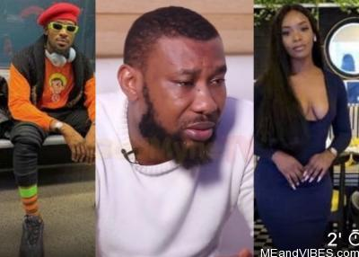 Video: D'Banj's Ex-manager, Franklin Opens Up About How D'banj Raped Seyitan